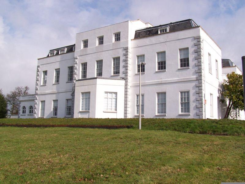 RAF Uxbridge hillingdon house