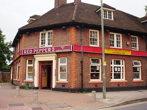 Red pepper - ewan m
